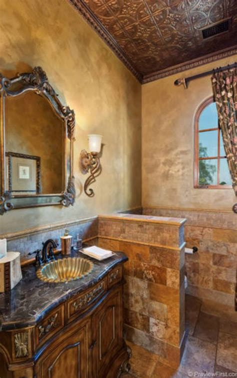 tuscan bathroom design the s catalog of ideas