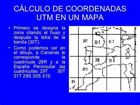 Tutorial Coordenadas Utm | coordenadas utm