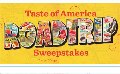 World Market Sweepstakes 2017 - world market taste of america roadtrip sweepstakes sun sweeps
