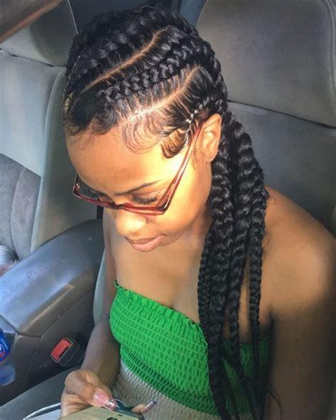 big braids updo 70 best black braided hairstyles that turn heads cornrow