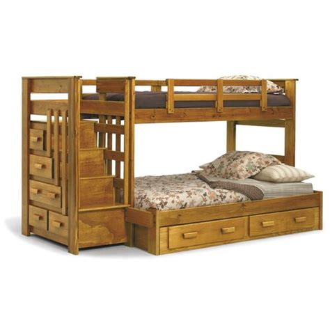 chelsea home twin  full standard bunk bed