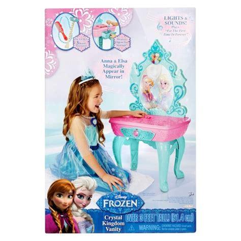 disney frozen kingdom vanity target