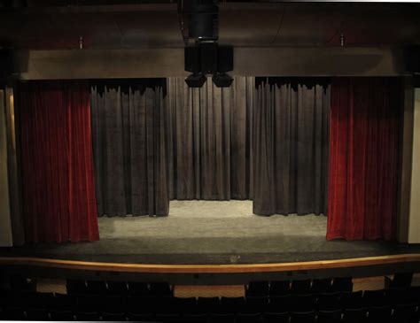 black theater curtains black curtain stage