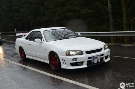 nissan skyline 2016 nissan skyline r34 26 march 2016 autogespot