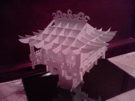 Kirigami Origami - kirigami 180 degrees synthesis architecture