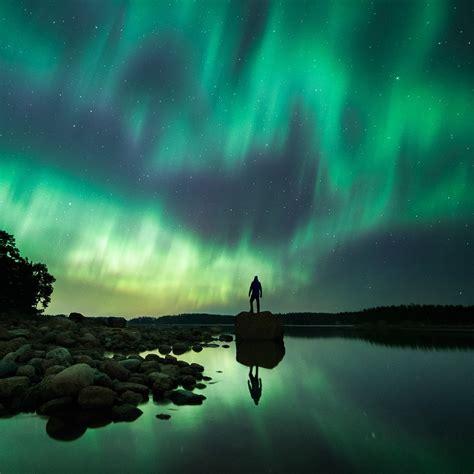 imagenes increibles de noche finlandia tiene los cielos m 225 s espectaculares de la noche