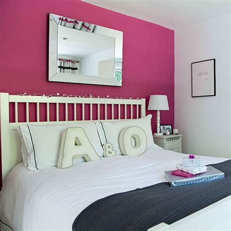 paint a feature wall bold and beautiful bedroom colour schemes housetohome co uk