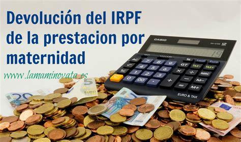devolucion de irpf fecha en 2016 en uruguay devolucion irpf 2016 como reclamar la devoluci 243 n de