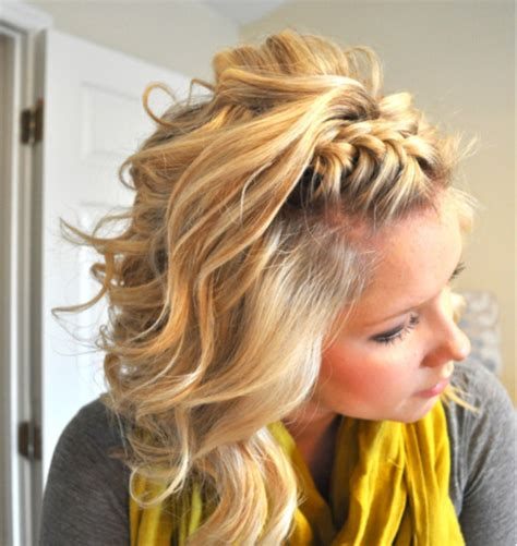 different fixing hairstyles the tucked away french braid guest blogger birchbox