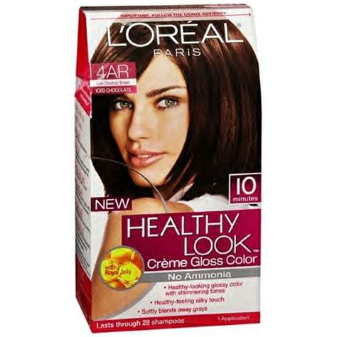 l oreal new hair color beautytiptoday l oreal adds new no ammonia 10 minute