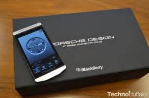 Blackberry Porsche Design P 9982 Blackberry Porsche Design P 9982 Unboxing And On