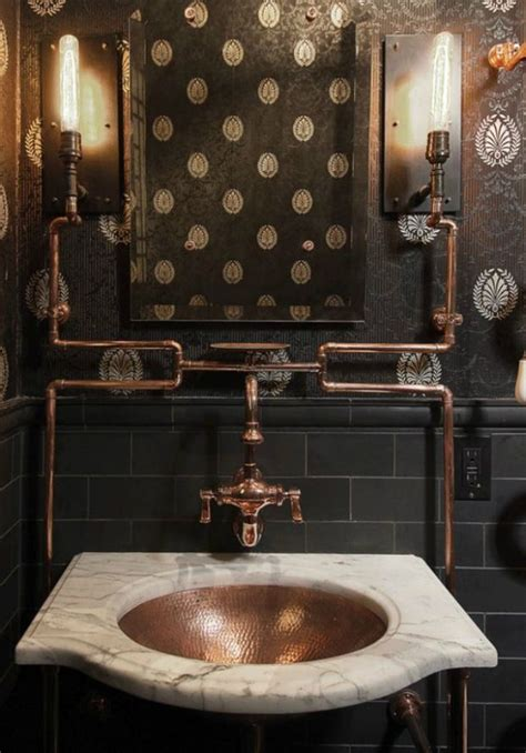 vintage bathroom designs 25 industrial bathroom designs with vintage or minimalist