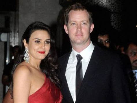 preity zinta and gene goodenough's star studded reception