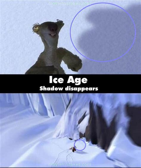 ice age western animation tv tropes ice age 2002 movie mistake picture id 40505
