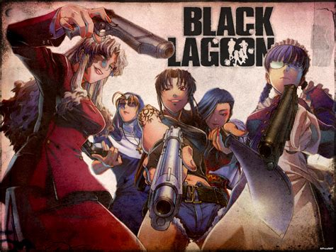 black lagoon black lagoon anime quotes quotesgram