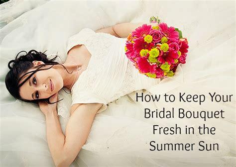wedding bouquet keeping fresh lds wedding flowers lds wedding planner page 2