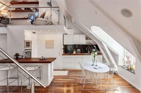 small penthouses design mobili su misura mansarda consigli soggiorno come