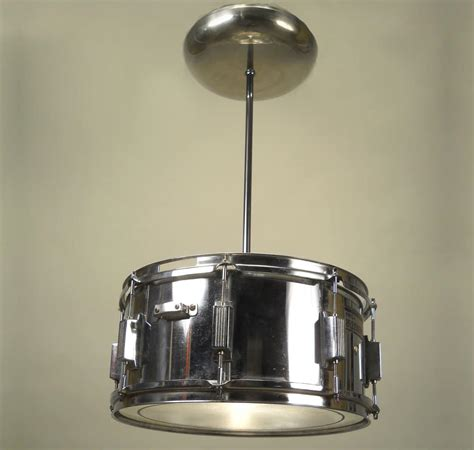 Drum Lighting Fixture Snare Drum Pendant Lighting Id Lights
