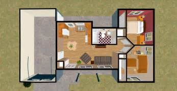 Two Bedroom Tiny House by The New Amp Improved A B See 2 Bedroom Small House Plan