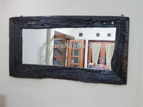Rel Murah jual cermin antik kayu rel harga murah berkualitas