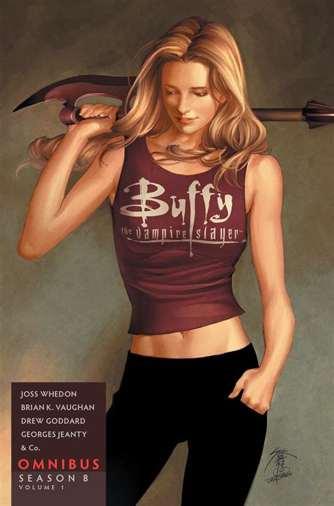 Buffy Omnibus Volume 1 20 quot buffy the slayer quot themed items you need to get for the show s 20th anniversary