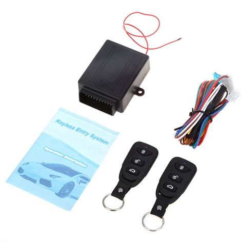 free shipping universal car auto remote central kit door
