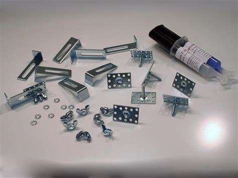 Undermount Sink Adhesive by Undermount Studs With Glue 8 Pack