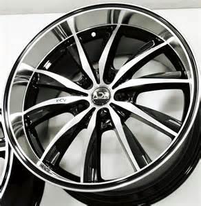 inspire 19 black rims wheels mercedes cls 63 amg 19 x 8