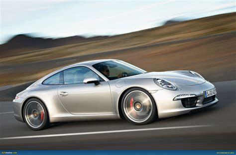 ausmotive 187 official 2012 porsche 911 991 revealed