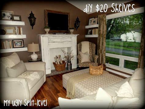 split level living room 85 best bi level love hate images on pinterest hate living room ideas and ladders