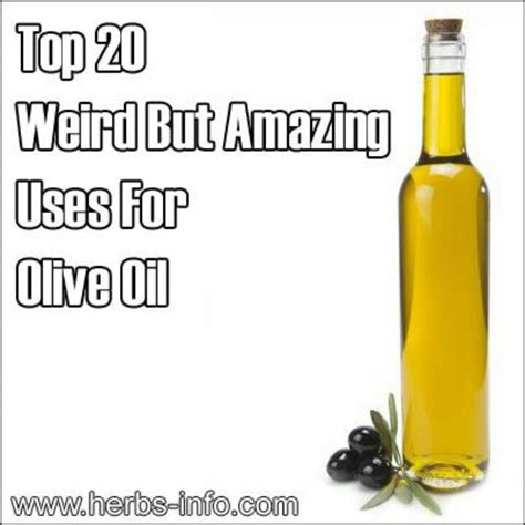 7 Different Uses For Olive by 20 Uses For Olive Health