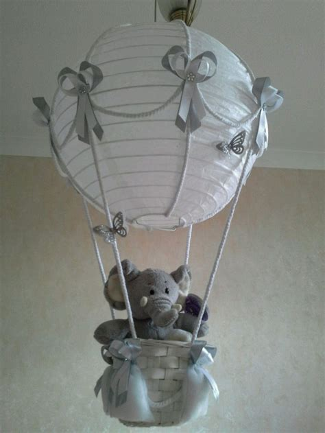 Baby Room Light Shade by Elephant In Air Balloon Light L Shade