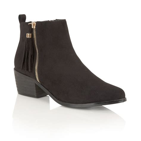 boots with tassels buy dolcis jamila tassle zip ankle boots
