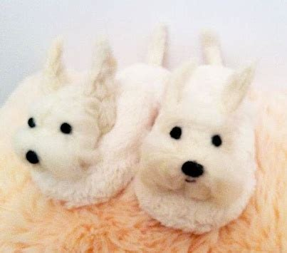 westie slippers 1000 images about white doggies on