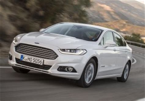 ford mondeo 2.0 tivct titanium edition hev 187ps 4 door