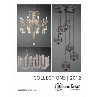 eurofase collections 2012 special order catalog mkt cat inhdu2012 the home depot