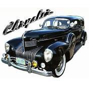 Jim Martins 1939 Imperial C24 Limousine
