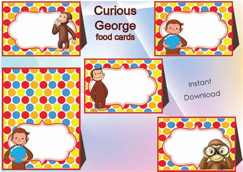 curious george printable invitation template curious george party invitations gangcraft net