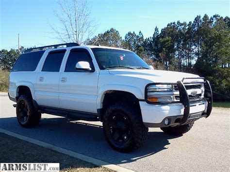 armslist for sale 2004 chevy suburban
