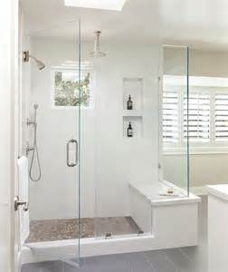 Bathroom Bench Ideas by Shower Design Ideas Centsational