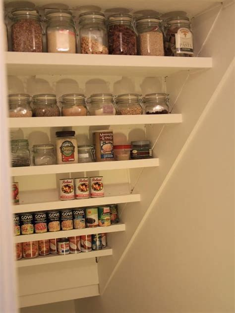 Stairs Pantry Storage Solutions by Best 25 Stairs Pantry Ideas On Stairs Pantry Ideas Understairs Storage