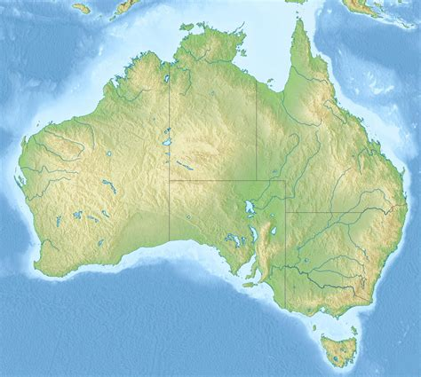 map australia large detailed relief map of australia australia large detailed relief map vidiani maps