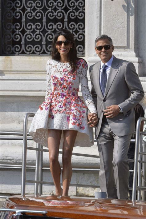 George Clooney: The day after the wedding   Toronto Star