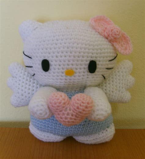 pattern amigurumi hello kitty hello kitty angel amigurumi sabina flickr