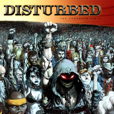 disturbed ten thousand fists mp3 ten thousand fists disturbed listen and discover music