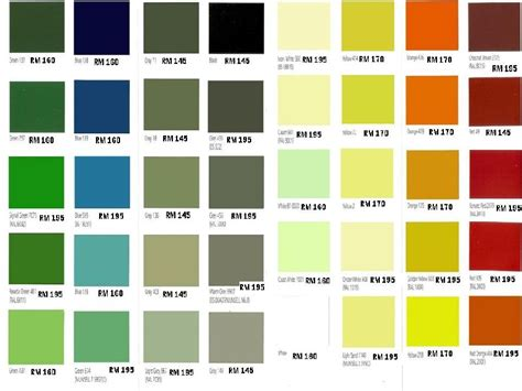 6 best images of ici paint color chart 554 jotun marine paint color chart ici dulux paint