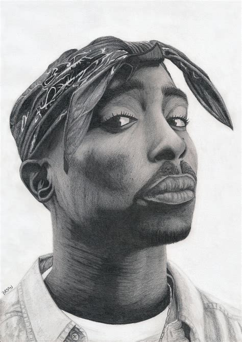 2pac Sketches by 2pac By Bajanoski On Deviantart