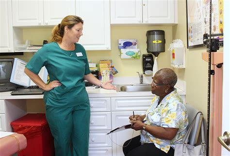 fau grant helps health center expand care for patients