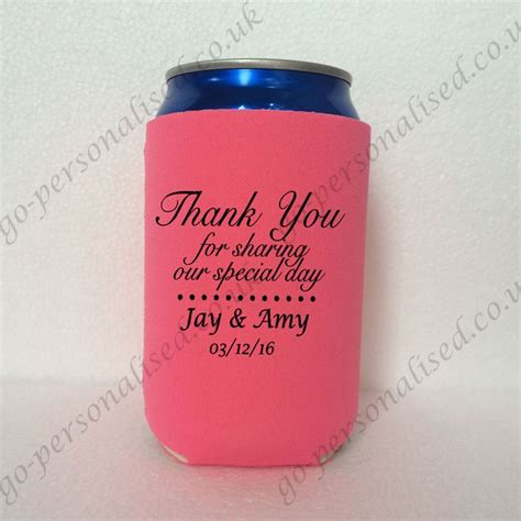 Handmade Koozies - top quality priting neoprene can cooler 080 no cost