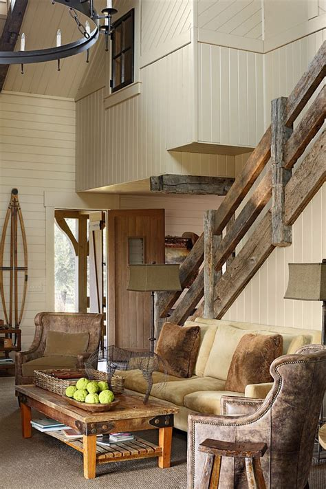 rustic living room chairs rustic chair rail ideas living room rustic with tongue and